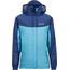Marmot Girls PreCip Jacket Turquoise/Arctic Navy